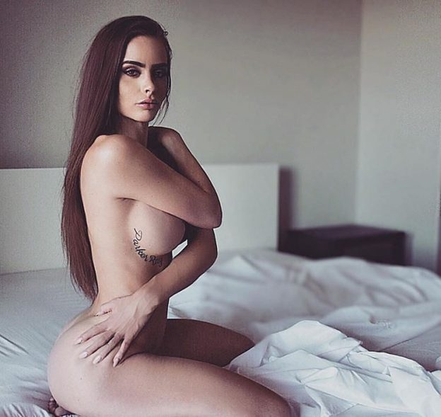 Leaked Allison Parker Nude Photos, Sexy Video