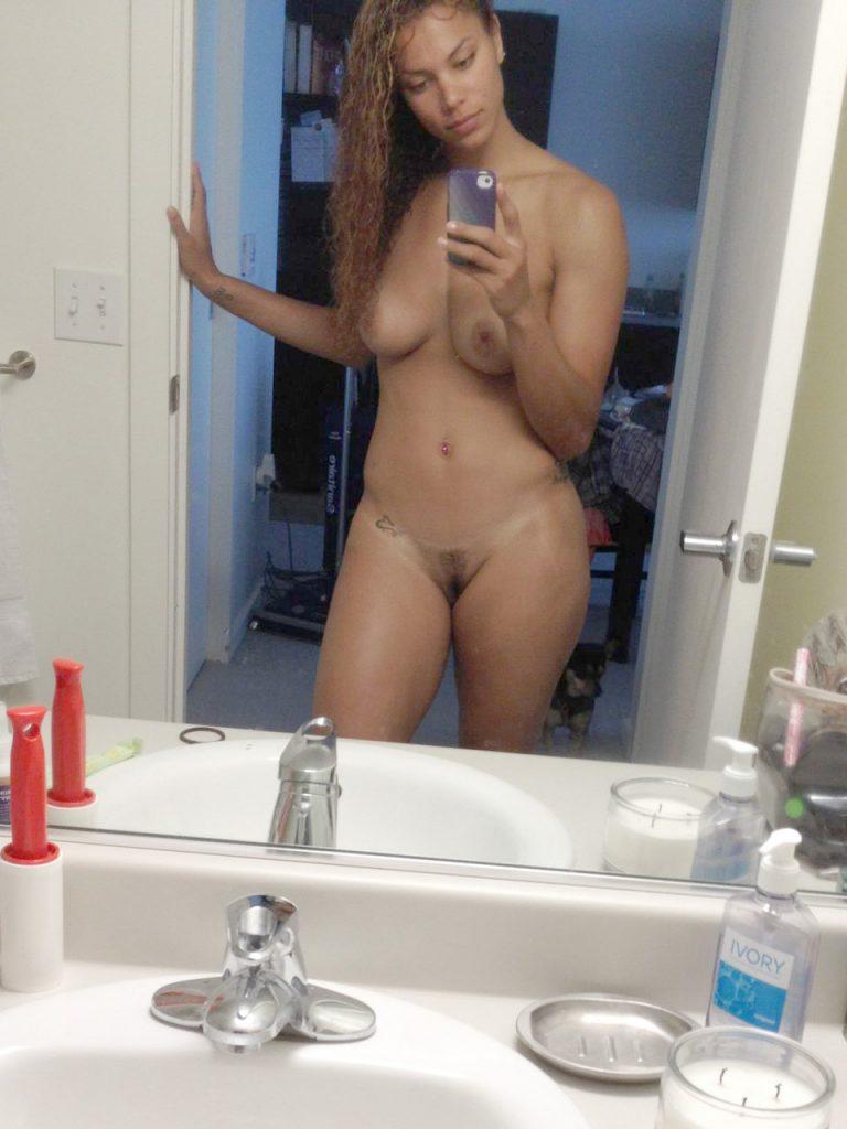 Alysha Angelica Clark's Leaked Pics, Blowjob and Sex Photos