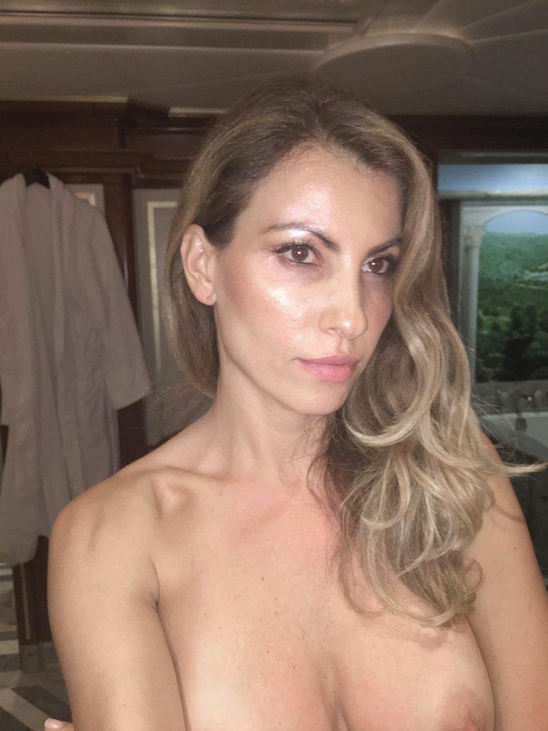 Ana Laspetkovski Leaked Pics, Nude Selfies