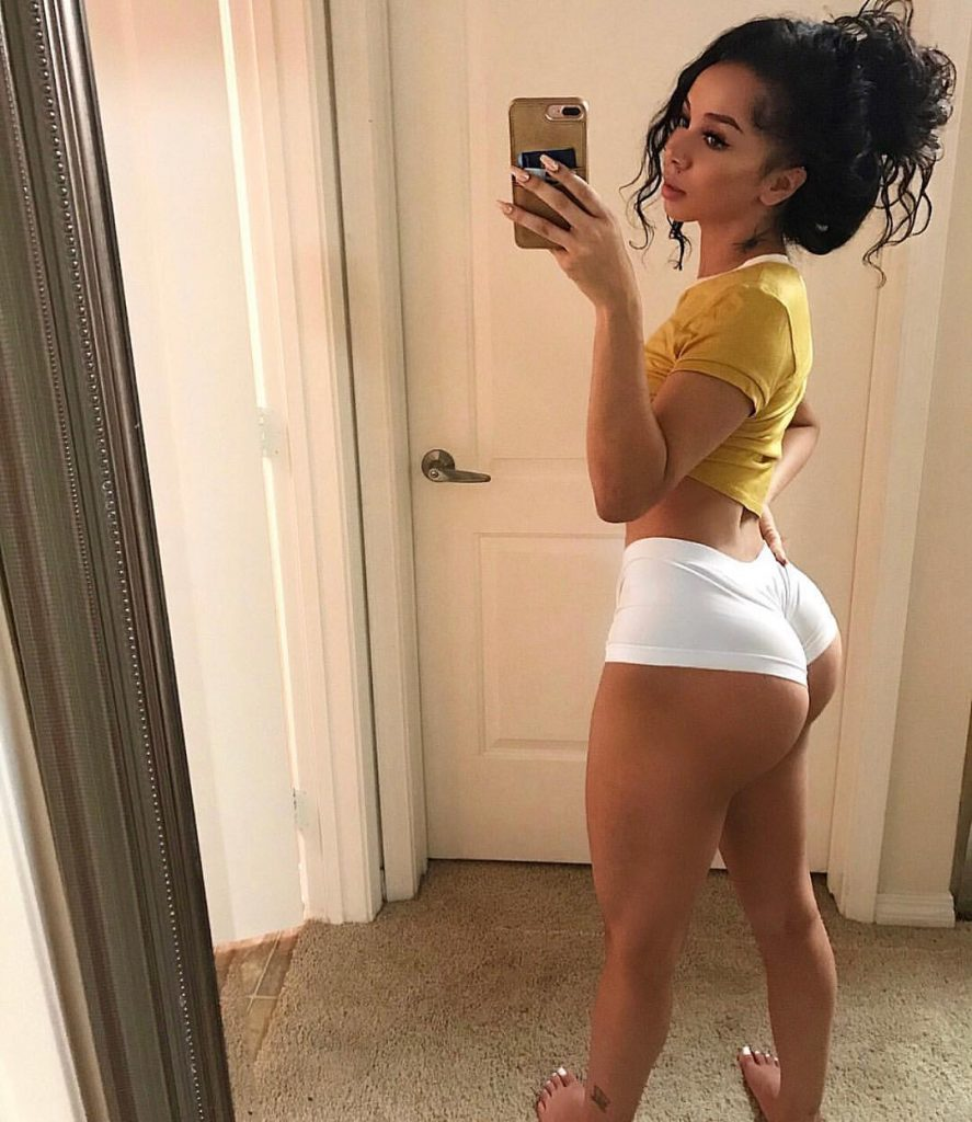Brittany Renner Leaked Photos and Sex Pics