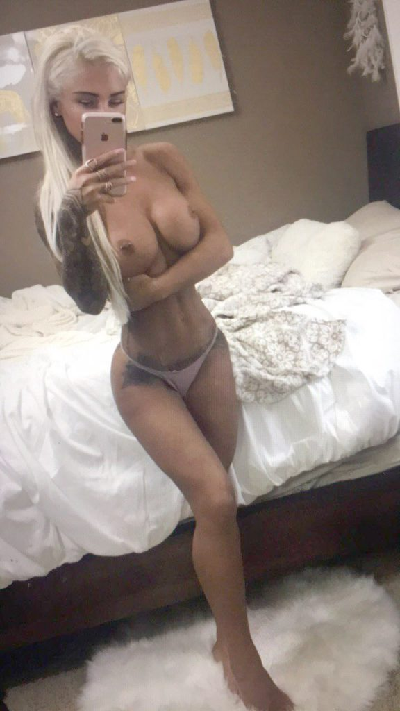 Badass Cass Nude Photos Leaked, Breasts and Legs