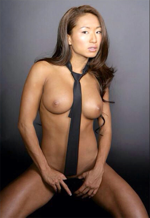 Gail Kim Leaked Video, Naked Photos
