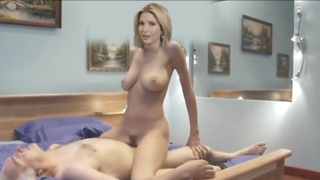 Ivanka Trump Leaked Nude Photos and Sex Pics