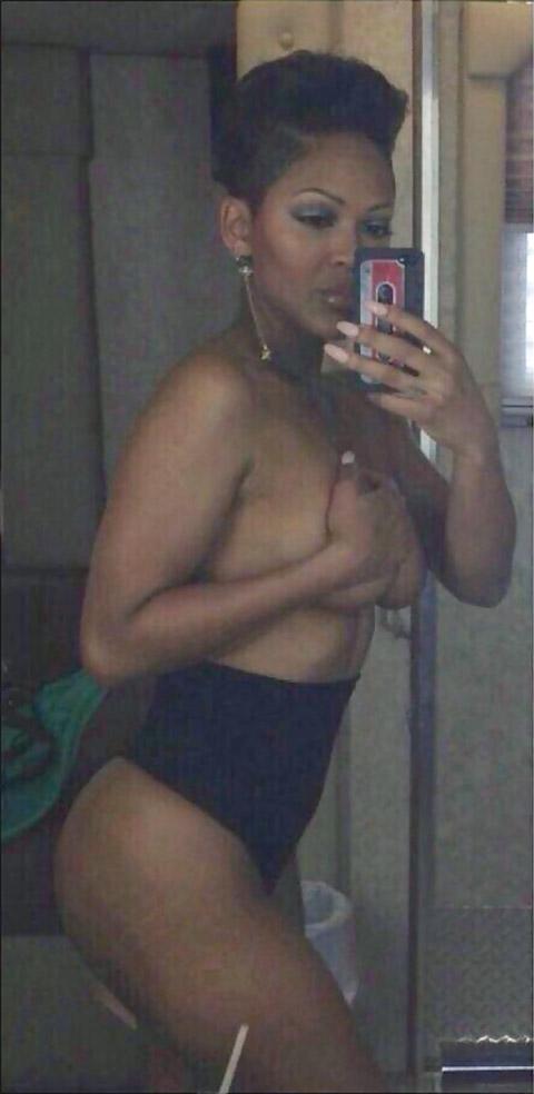 Meagan Good Nude Photos Leaked, Big Boobs