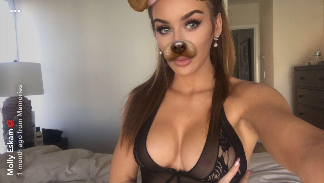 Molly Eskam Nudes Leaked, Amazing Boobs
