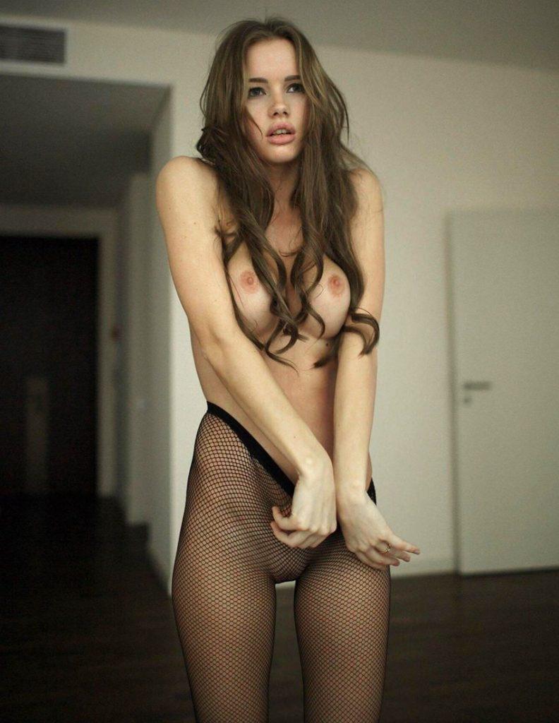 Olya Abramovich Sexy Nude Photos