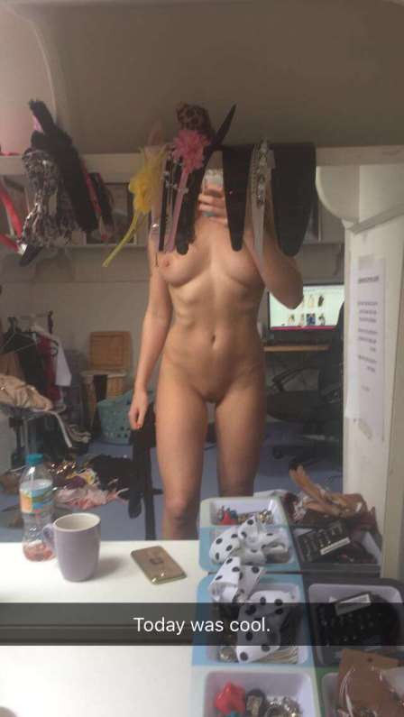 Rosa Brighid Nude SnapChat Photos Leaked