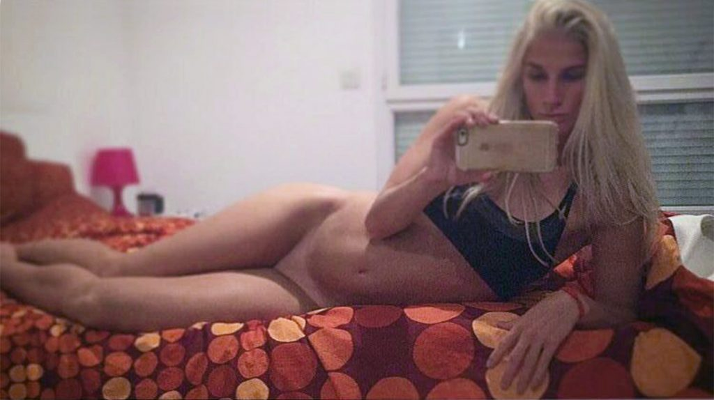 Sofia Jakobsson Leaked SnapChat Photos and Nude Pics