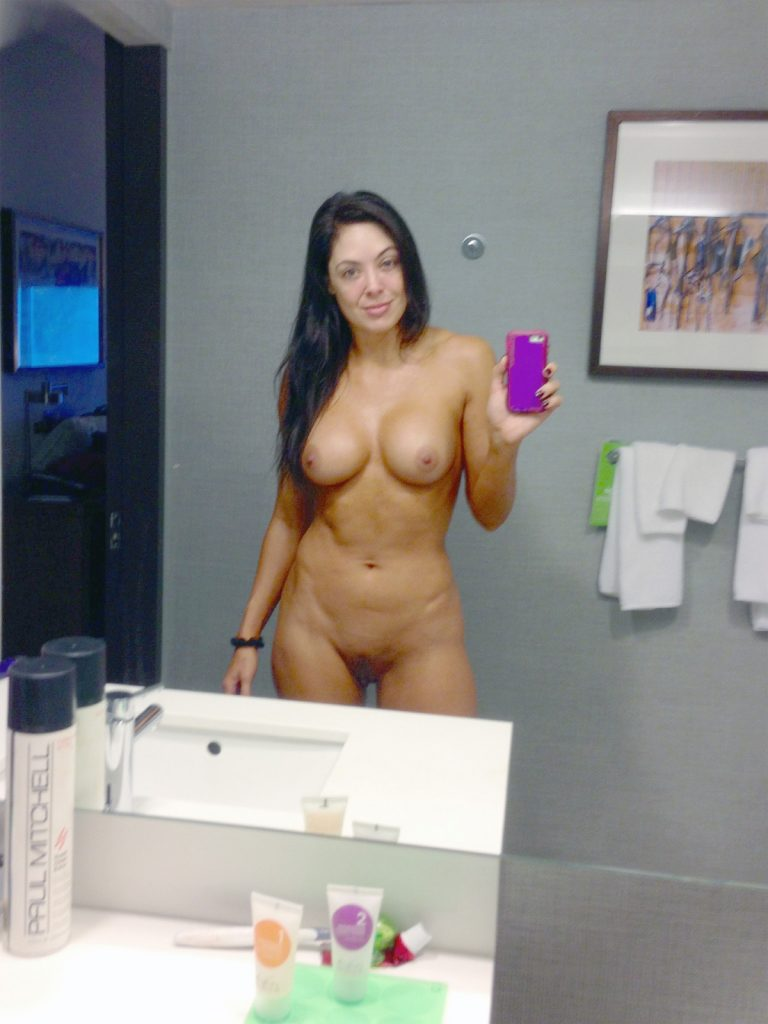 Tanea Brooks Nude Photos Leaked, Tits and Ass