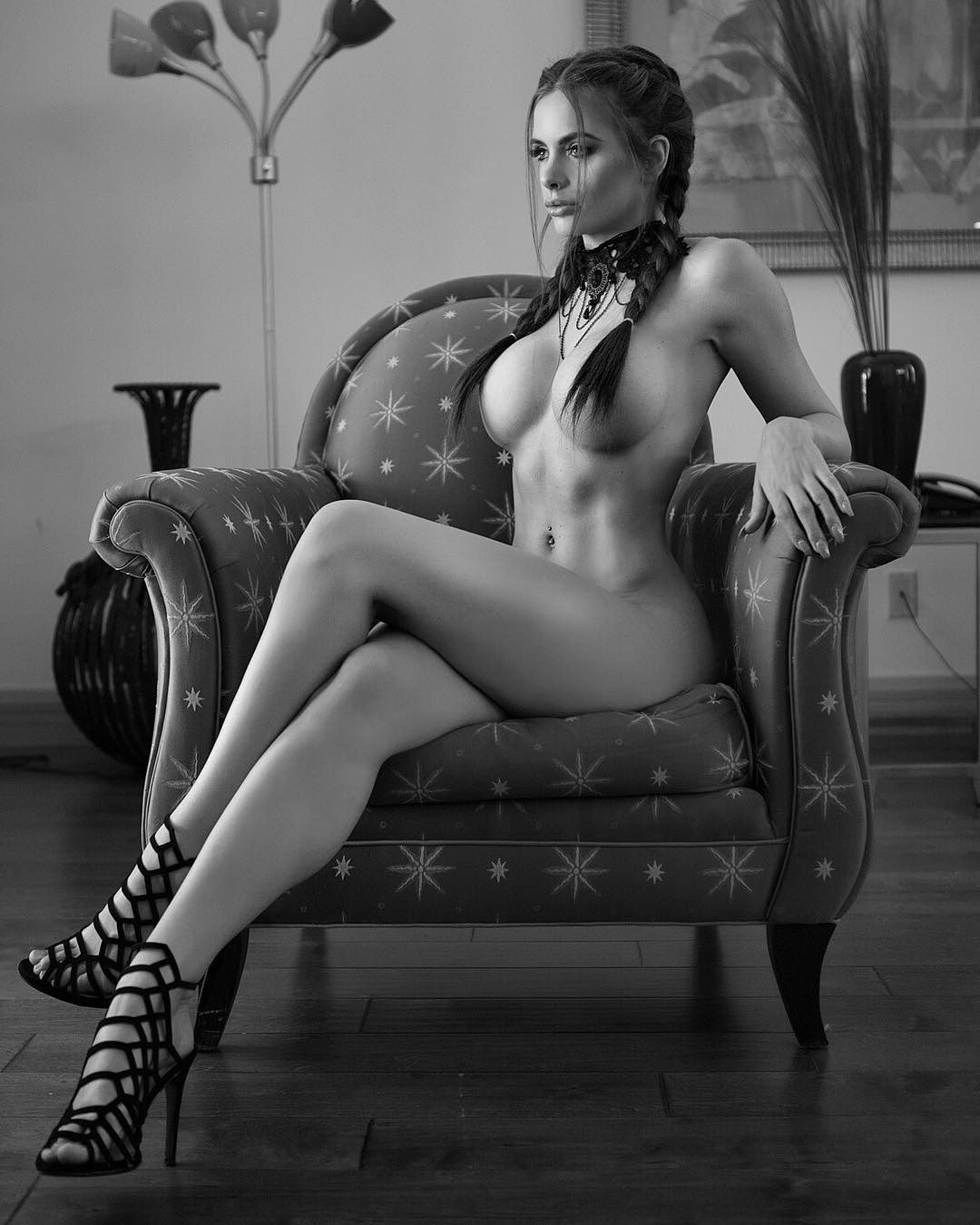 Allison Parker Nude Photos, Big Boobs