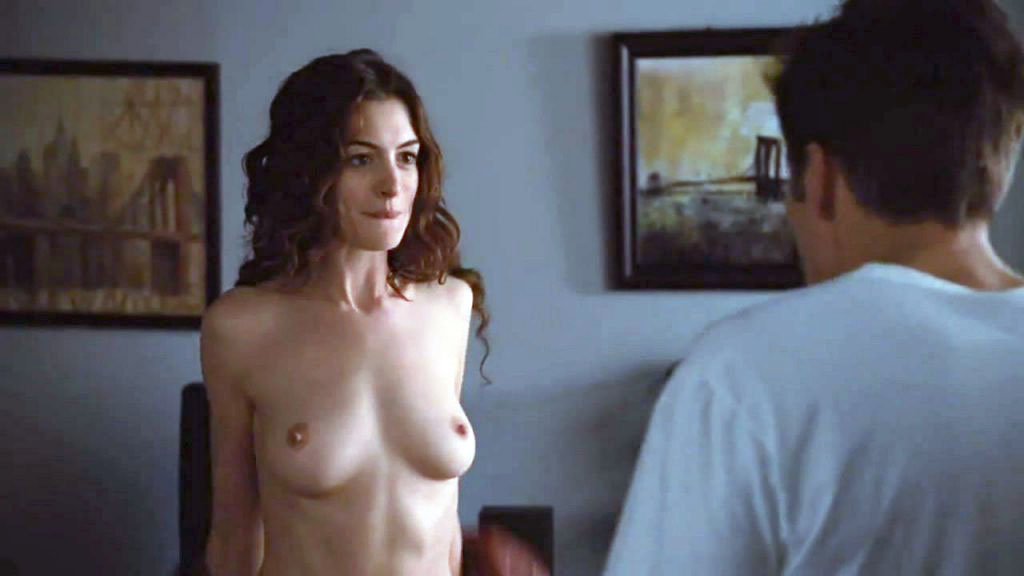 Anne Hathaway Leaked Nude Photos, Big Tits