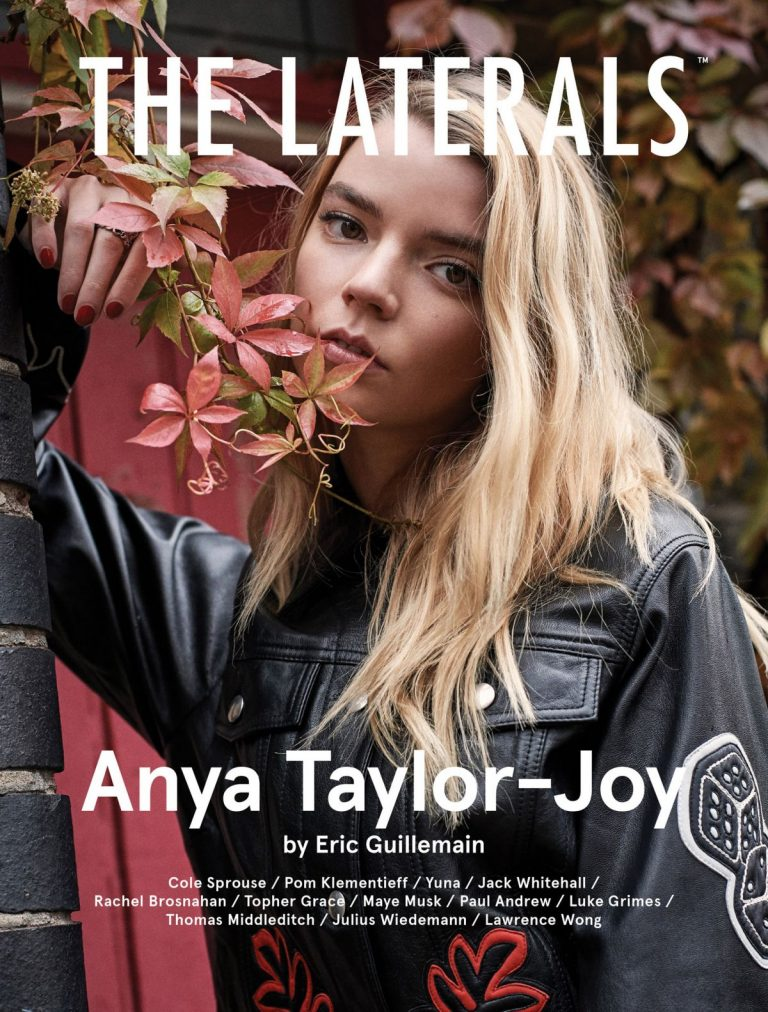 Anya Taylor-Joy Sexy Photoshoot