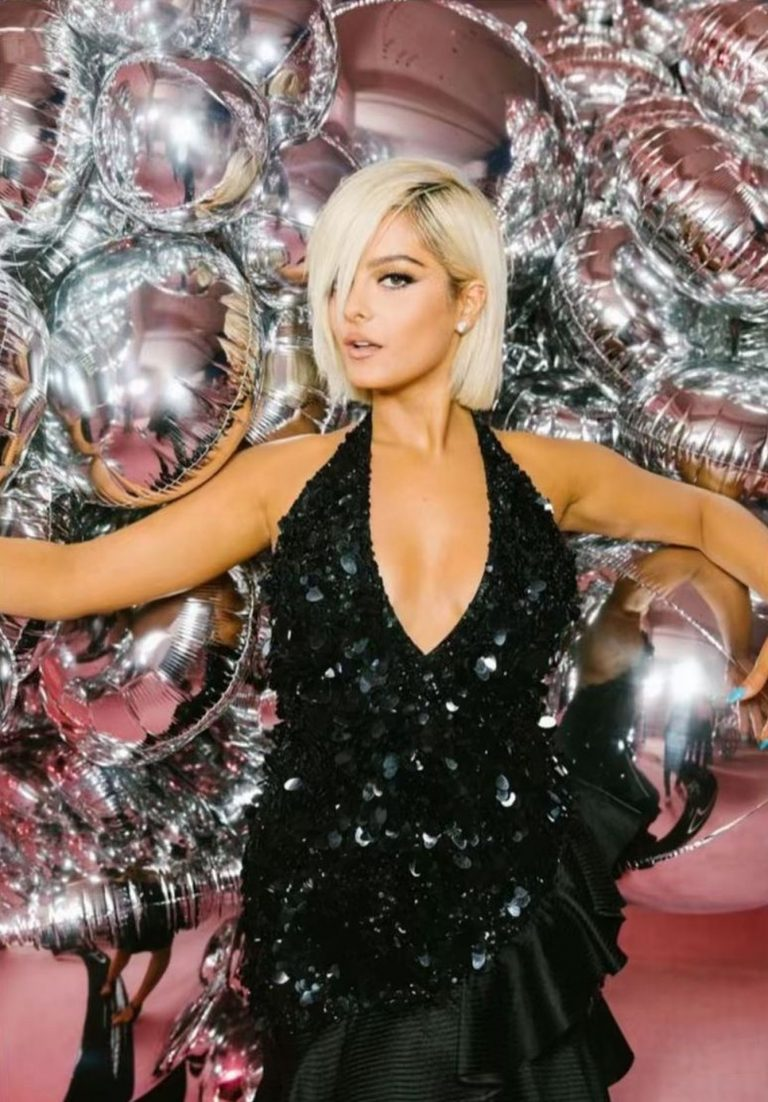 Bebe Rexha Sexy Braless Pictures