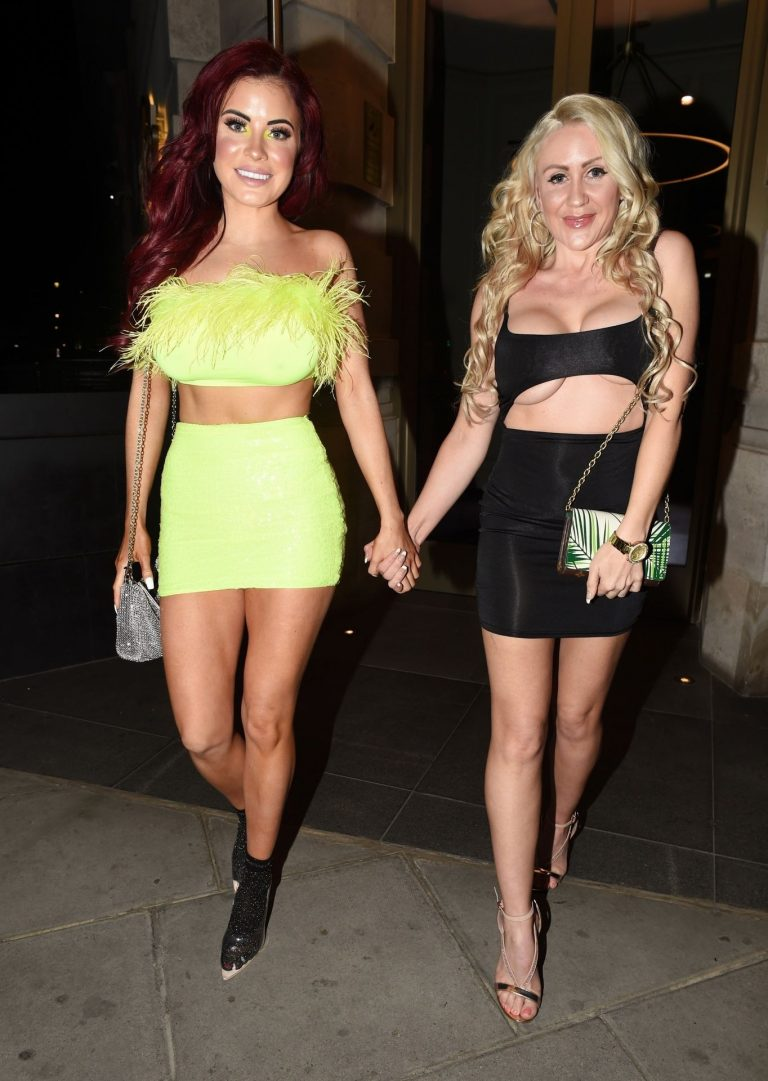 Carla Howe and Hayley Bray Hot Pics