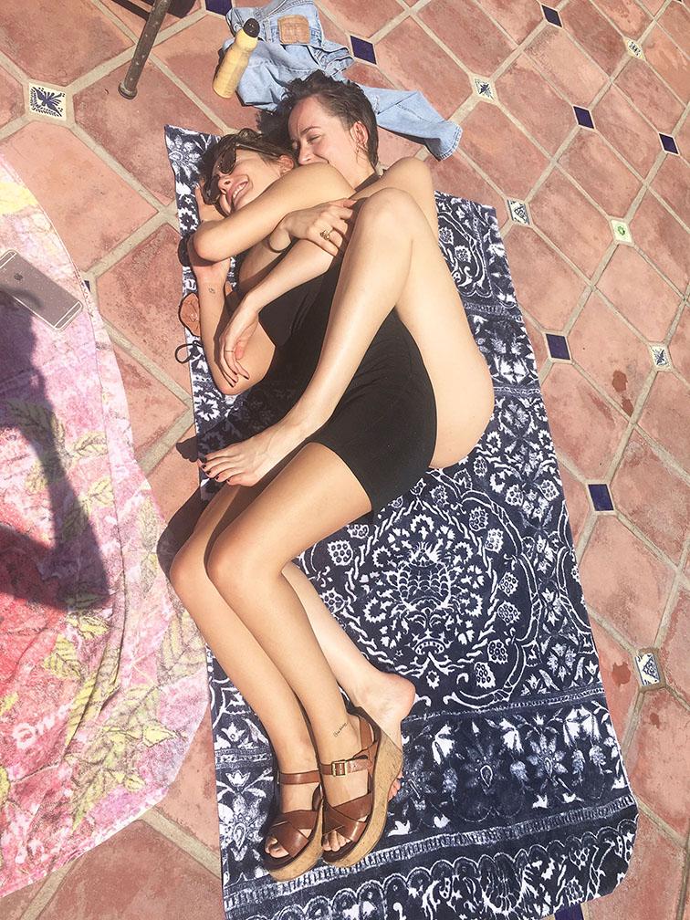 Dakota Johnson Leaked Photos and Paparazzi Pics