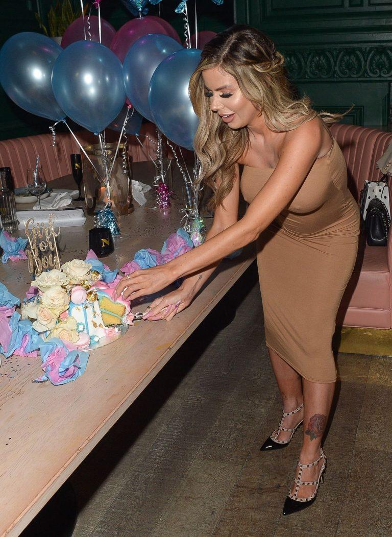 Hannah Elizabeth Party Pictures