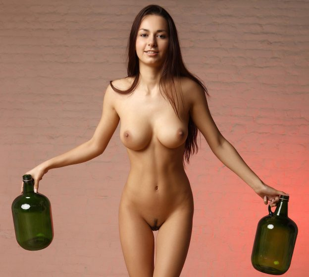 Helga Lovekaty Nude Pictures, Breasts and Pussy