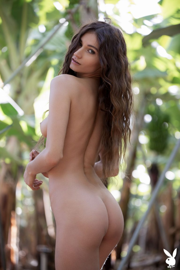 Ilvy Kokomo Nude In The Woods