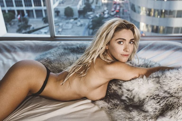 Ivy Miller Nude Pictures, Body and Boobs