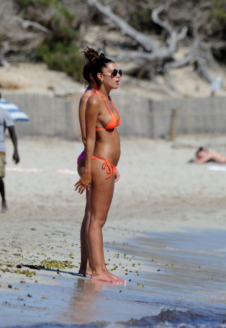 Jessica Aidi Sexy Beach Photos