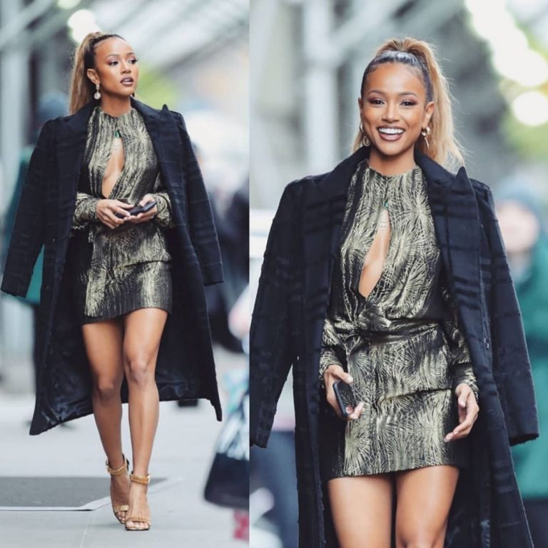 Karrueche Tran Sexy Photos