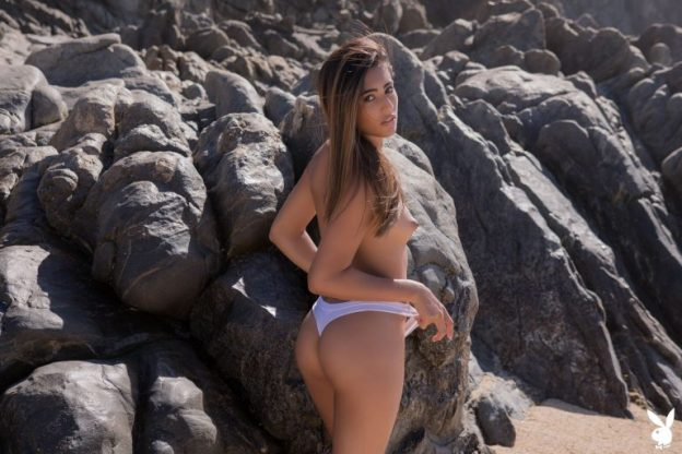 Katherine Sofia Nude Beach Photos