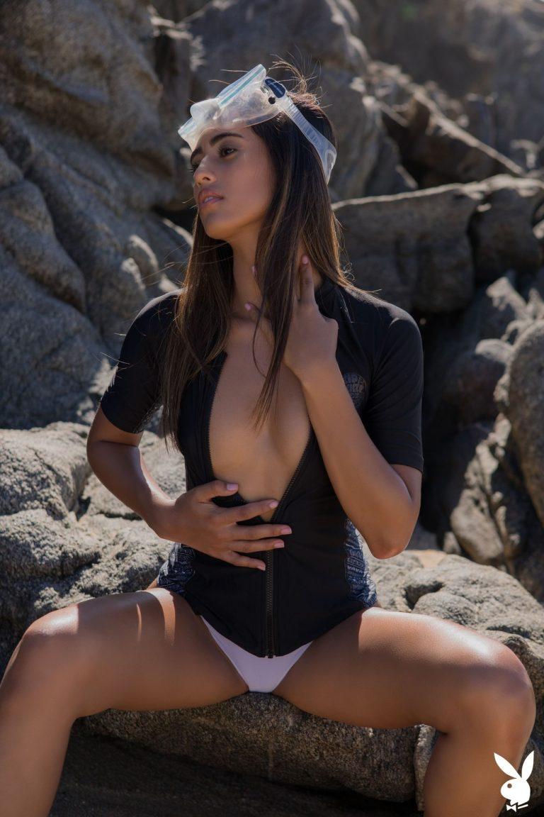 Katherine Sofia Nude Beach Photos