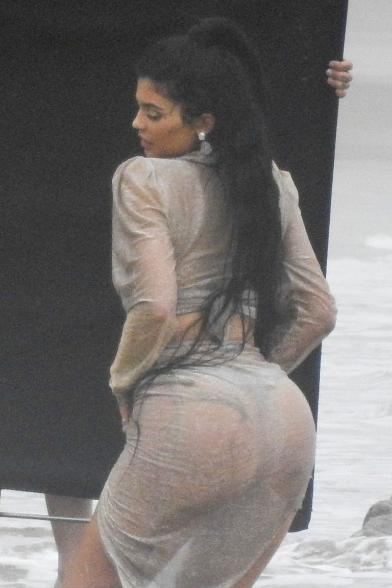 Kylie Jenner Sexy Photos, Big Ass