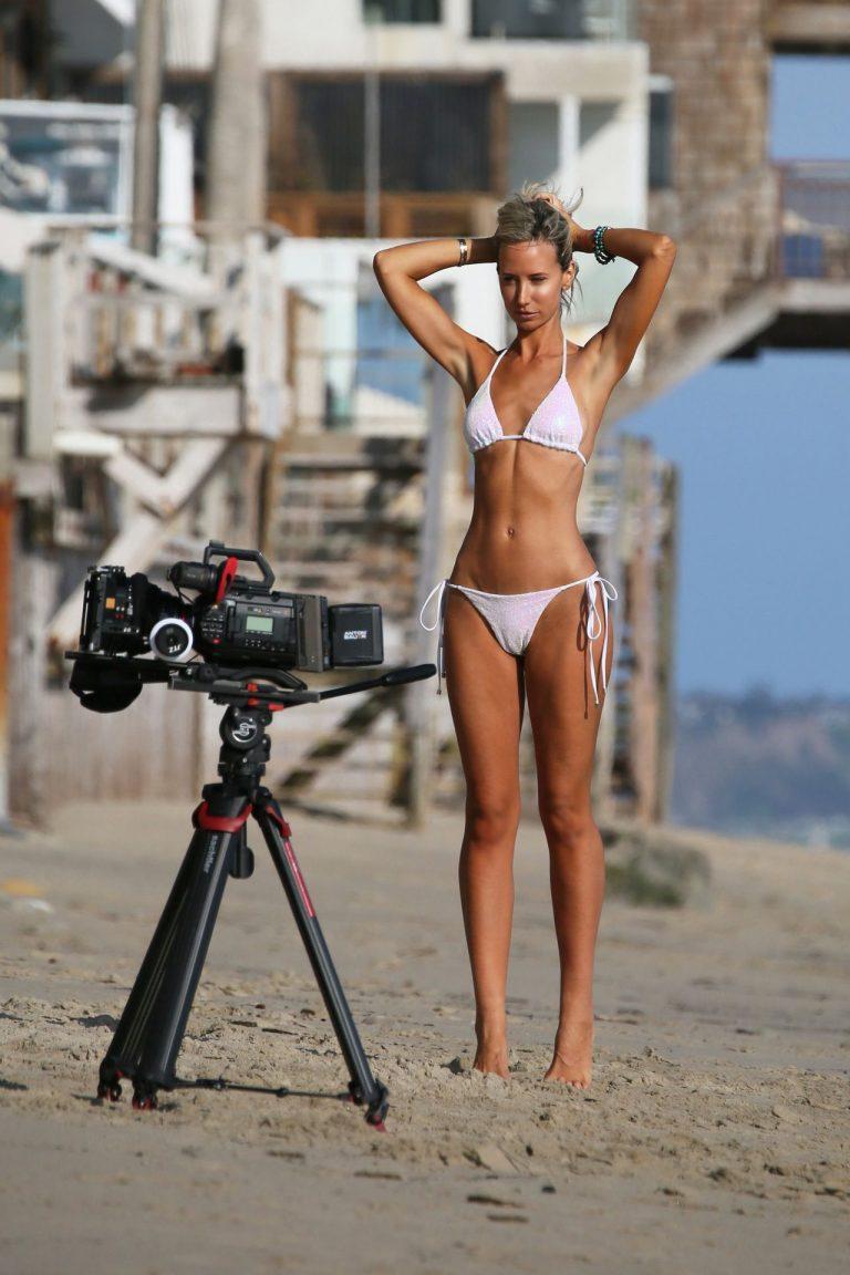 Lady Victoria Hervey Sexy Beach Pics