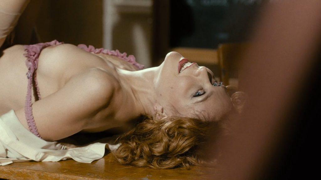 Maggie Gyllenhaal Nude Scene - The Deuce (2017)