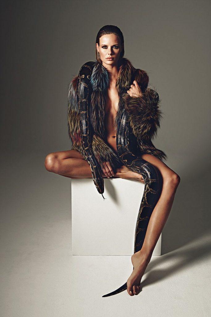 Marlijn Hoek Nude Pictures Leaked, Body and Snake