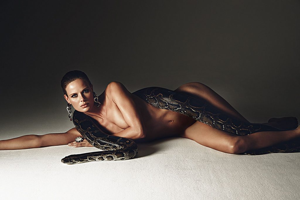 Marlijn Hoek Nude Pictures Leaked, Body and Snake