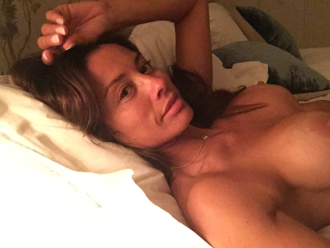 Melanie Sykes Nude Leaked, Tits and Ass