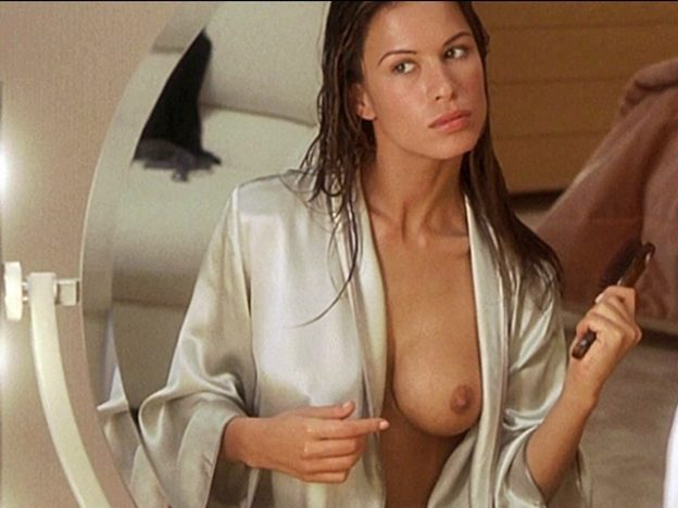 Rhona Mitra Nude Leaked Pictures, Boobs