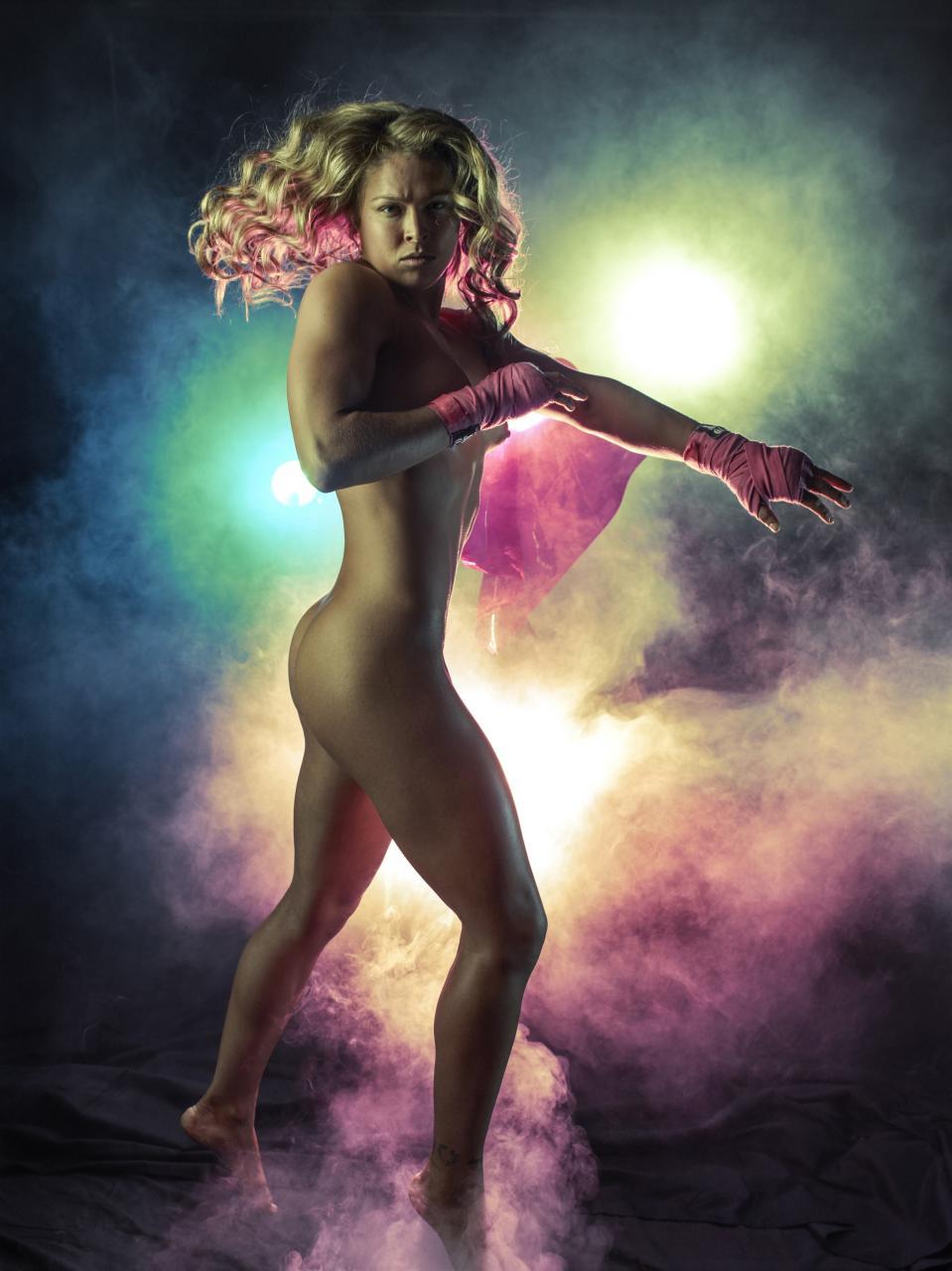 Ronda Rousey Nude Photos