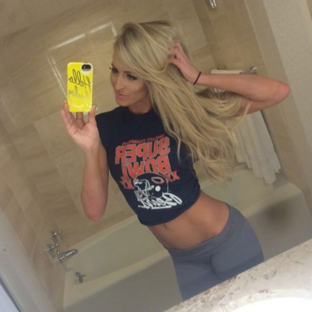 WWE Summer Rae Leaked Photos, Selfies, Bikini and Nude Pics