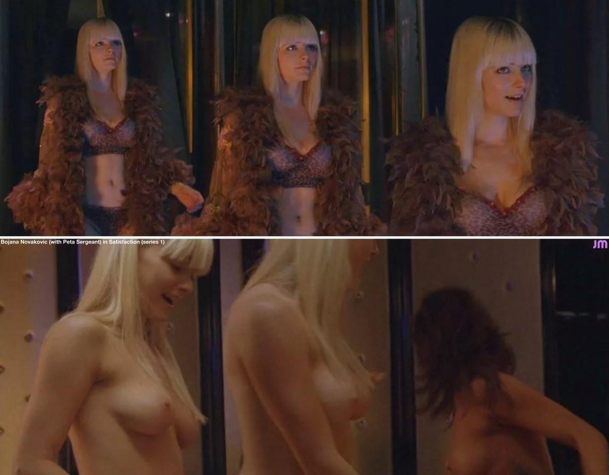 Bojana Novakovic Leaked Nudes, Boobs and Body