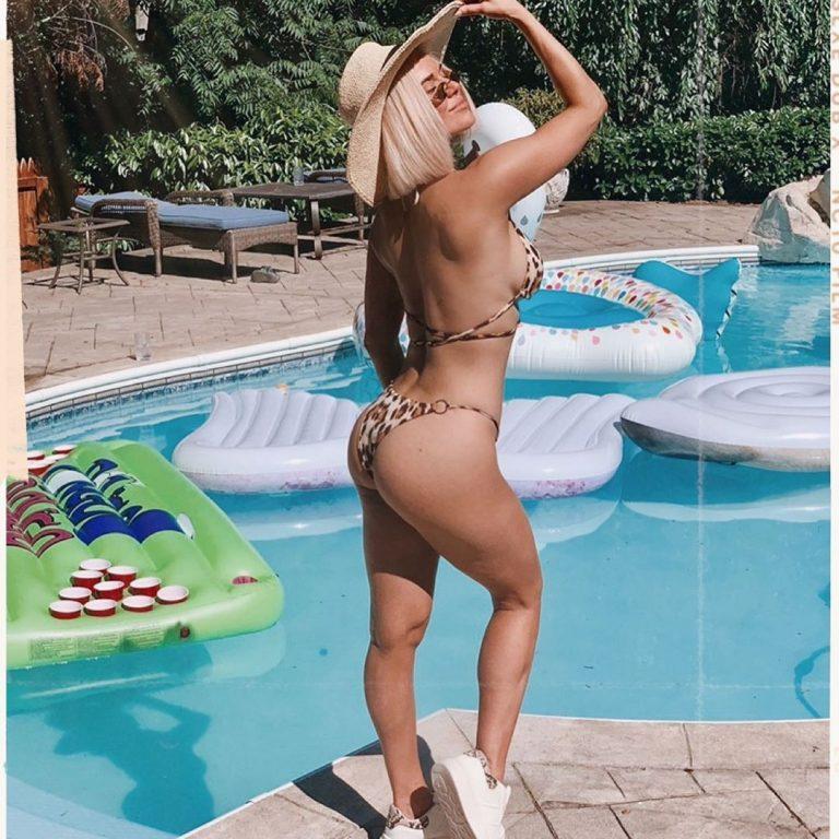Lana WWE Sexy Photoshoot, Topless