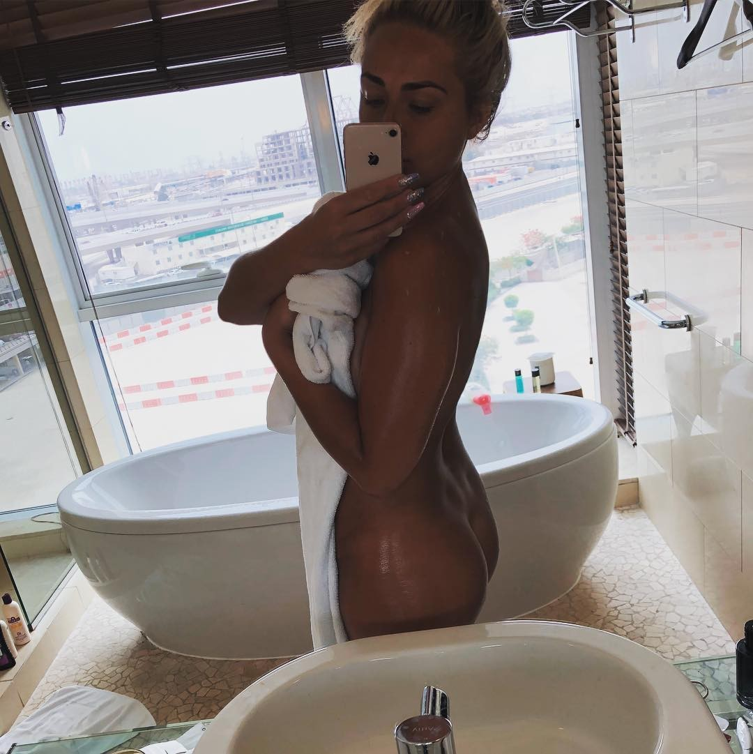 Georgia Cole Leaked Nude Photos, Ass