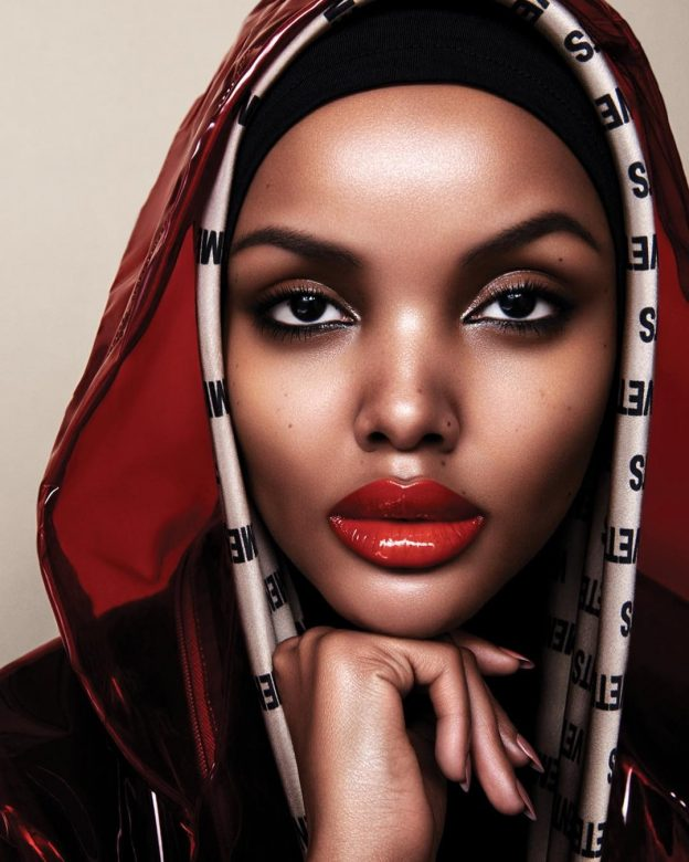 Halima Aden Looking Sexy As Fuck
