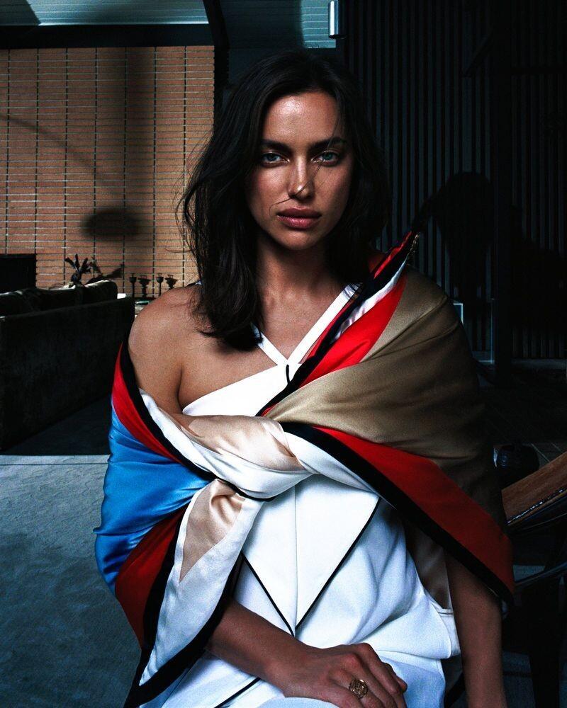 Irina Shayk Hot Photos, Pretty Face