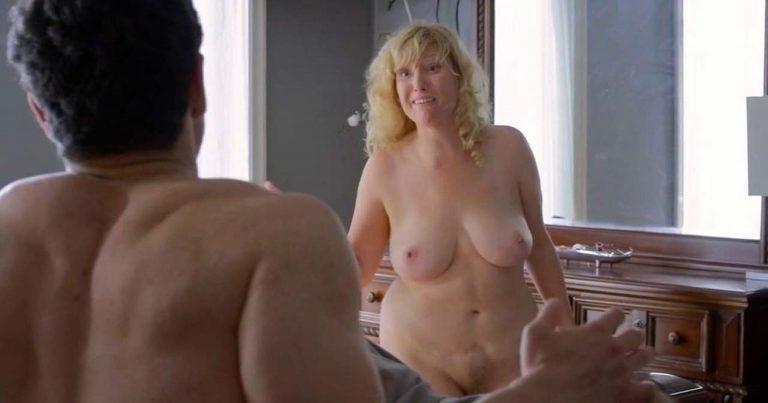Jackie Torrens Nude Sex TV Scene