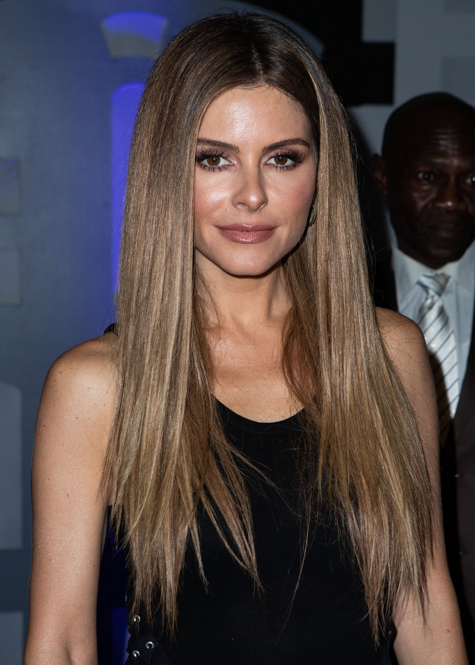 Maria Menounos Sexy And Facy Pictures