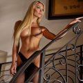 Bethany Giura Nude Playboy Photoshoot, Big Tits