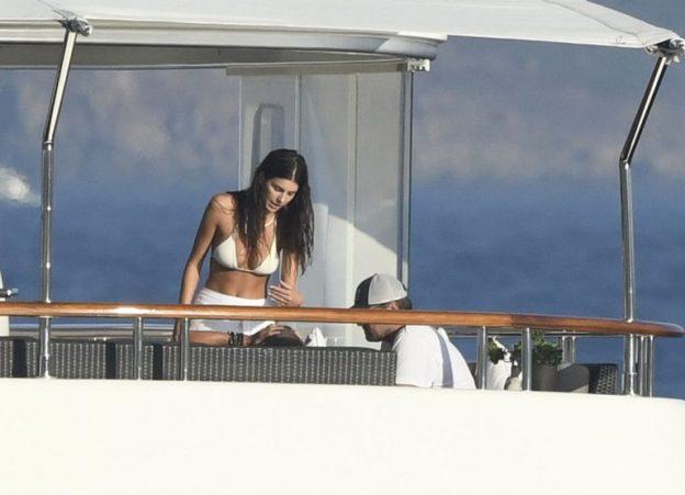 Camila Morrone Sexy Pics With Leo Di Caprio