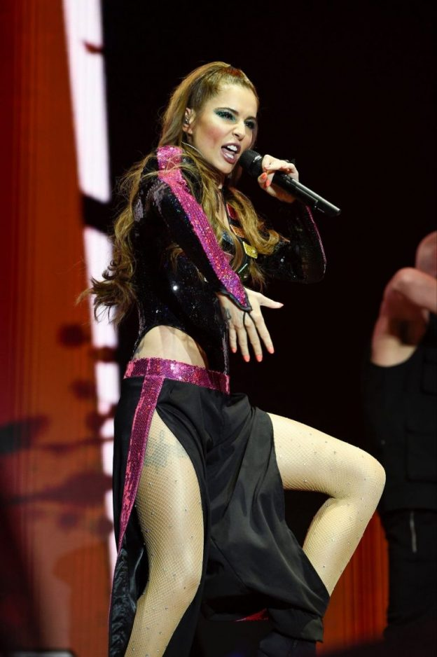 Cheryl Sexy Pictures, Long Legs And Sexy Body
