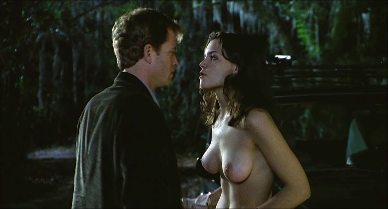 Katie Holmes Nude Scene, Huge Natural Breasts