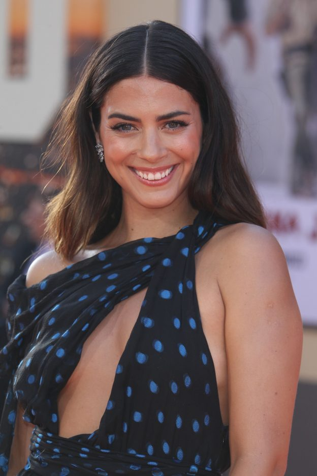 Lorenza Izzo Dress Pictures, Panties and Legs