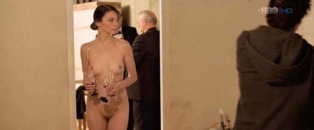 Marina Gera Nude Scene From A HBO Show