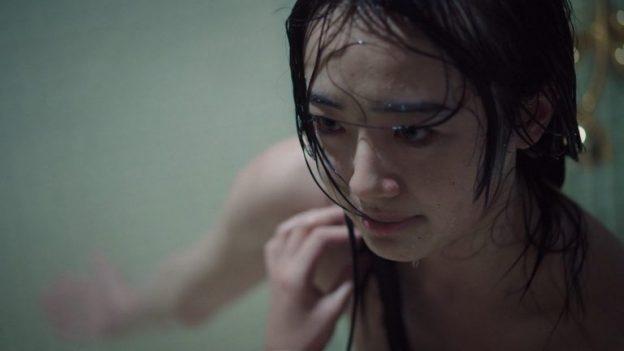 Misato Morita Nude Screencaps, Sexy body